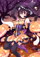 Trick or treat? by armenci
