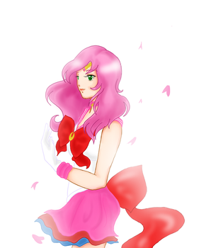 let there be pink by LadyNeige