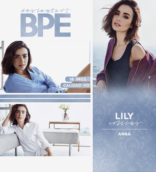 Photopack 27290 - Lily Collins by xbestphotopackseverr
