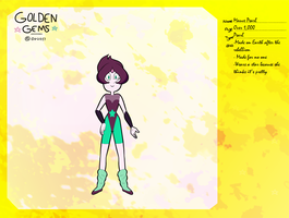 Application for GoldenGemS by CrystalSailorMoon