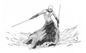 Asajj Ventress. by natelyon