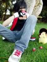 Red Cosplay 2 by Zettai-Cosplay