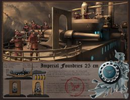Old Works - The Imperial Stratiari by Purgatory2010
