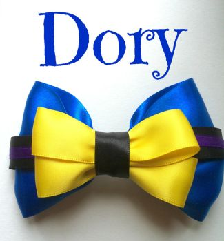 Finding Dory Hair Bow by olivia808