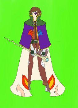 Esbern Nightwatch: The Loremaster by Scarecrow606