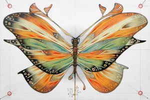 big butterfly by federicocortese