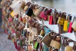 Padlock love by saeppo