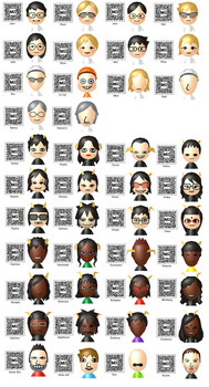 42 HOMESTUCK 3DS Miis by Mingmingfurb