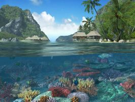 coral reef 5 by indigodeep