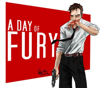 A Day of Fury by Morier23