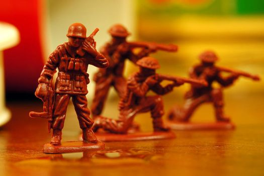 Free Photo: Soldiers Attack! by yahya12