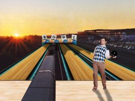Bowling Surreal by Chaindive