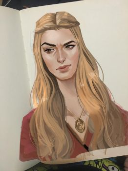 Cersei Lannister by Mstrmagnolia