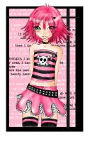 Punk Girl by Lucy--chan