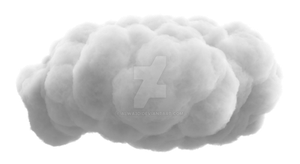 Misty Atmospheric Cloud Blending Effect Photo- PNG by ...