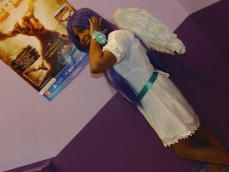 Angel cosplay at Tecanime by SweetVenom94