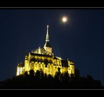 France - Mont-Saint-Michel by lux69aeterna