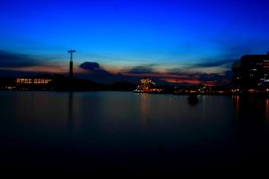 sunset at vivo by guru1993