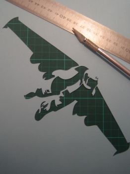 Stencil Cutting by delicnets