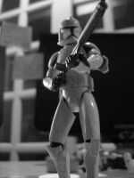 clone trooper 5 by shithlord
