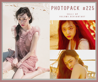 #225 PHOTOPACK-Sulli by vul3m3