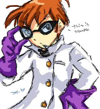 A Dexter is fine too by Chibi-Sanzo