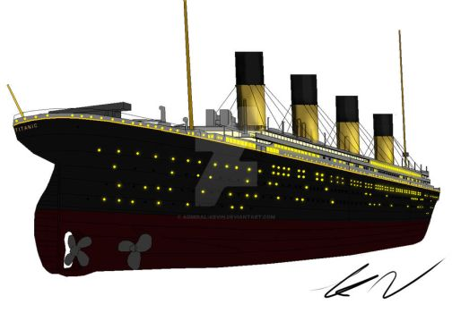 New Titanica by Admiral-Kevin