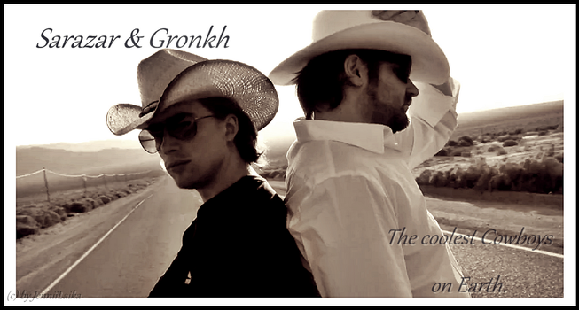 The Coolest Cowboys on Earth! by JenniiLaika