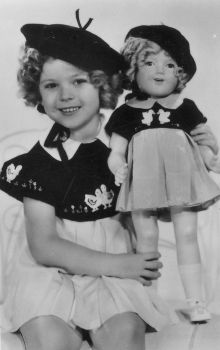 Shirley Temple by peterpulp