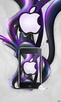 Apple Ipod Touch by LuXo-Art