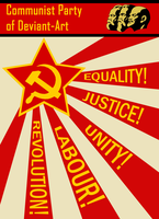 CPDA Poster by Party9999999