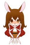 :COM: Pepper Mini Chibi by Momoroo