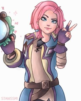 Maeve ART by Stanissmi