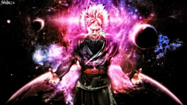 Super Saiyan Rose Goku Black Wallpaper: Shibuz4 (Patrick)