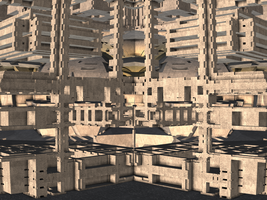 Structure XVIII by banner4