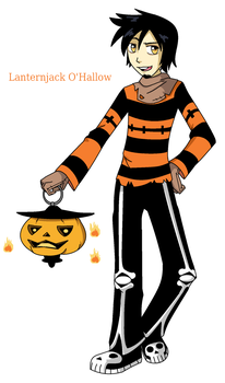 Lanternjack O Hallow by Disneyfreak007