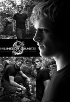 Peeta Mellark by ishadowhunter