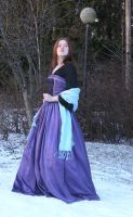 Violet - Who's Following? by Eirian-stock