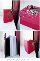 handmade book 71 by darkest-red