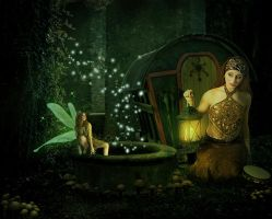 A Gypsy Fairytale by Merrysol66