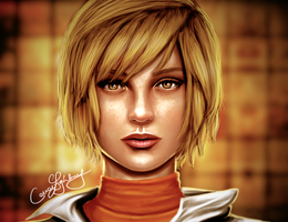 Heather Mason by ceriselightning