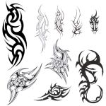 tattoo tribal collection by DiegoCT92