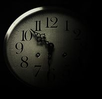 Time is fading away by Vaguely-psychedelic