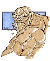 The Thing by DustinEvans