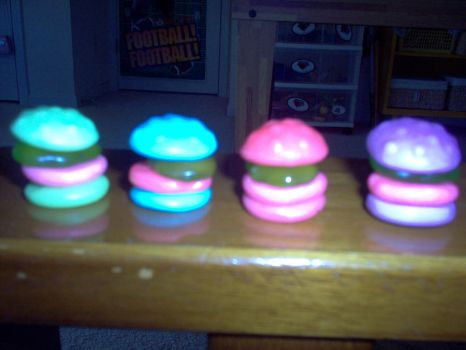 Pretty Patties. Pretty Patties. by Veronica1600