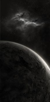 space illustration 1 by Baro