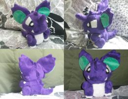 Nidoking Pokedoll