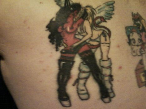 angel and demon finished by rednex99