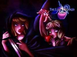 The Little Crooked Tale Wallpaper 8 by forgotten-ladies