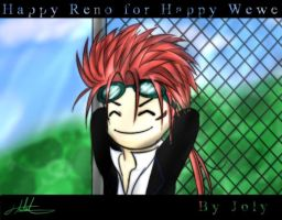 Happy Reno 4 Happy Wewe by Joly